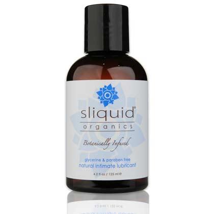 Water-based lube by Sliquid