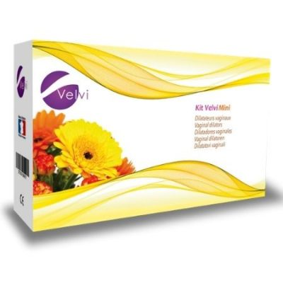 Velvi Mini Dilators Box
